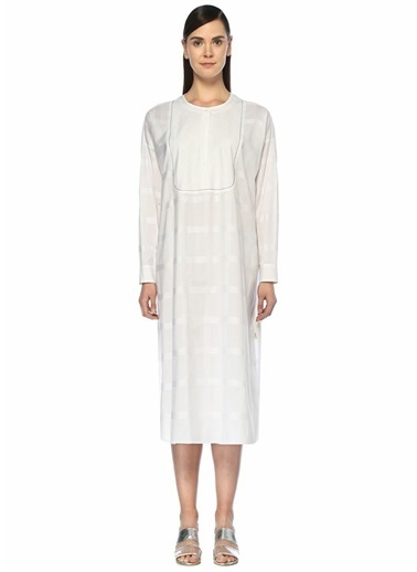 Beymen Collection Plaj Elbisesi Beyaz